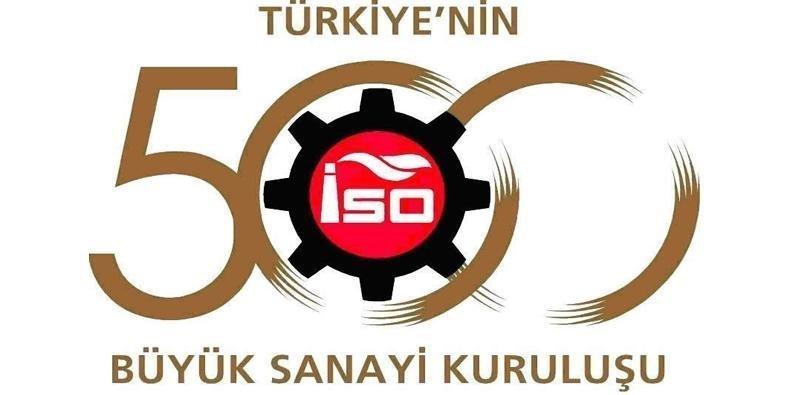 BÖLGEMİZ FİRMALARININ BÜYÜK BAŞARISI - İSO 500