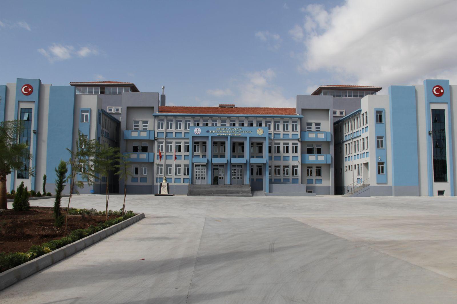 Özel Şişecam Mesleki ve Teknik Anadolu Lisesi