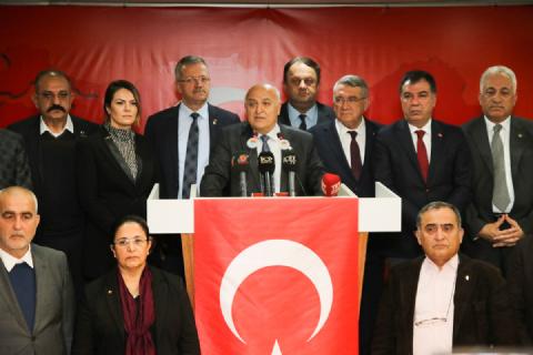BAHAR KALKANI OPERASYONU'NA MERSİN'DEN TAM DESTEK