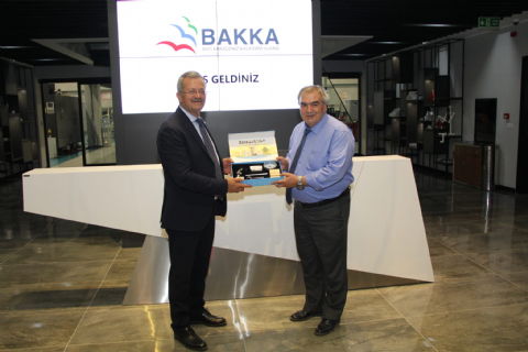 Batı Karadenizli işadamlarından Model Fabrika ve Yenilik Merkezi'ne ziyaret