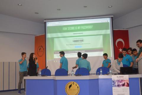 Kız Kardeşim Projesi kapsamında Özel Şişecam Mesleki Ve Teknik Anadolu Lisesi öğrencilerine yönelik bilgilendirme semineri yapıldı