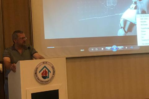 MERSİN FIRST ROBOTIC COMPETITION YARIŞMASI BİLGİLENDİRME ve HAZIRLIK TOPLANTISI