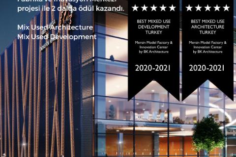 Merkezin Mimari Ödülleri
