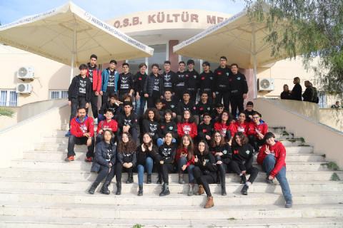 MTOSB'DE FRC KICK - OFF ETKİNLİĞİ GERÇEKLEŞTİRİLDİ