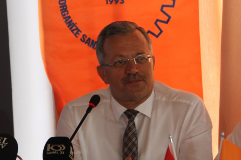 MTOSB BASIN TOPLANTISI GERÇEKLEŞTİRİLDİ