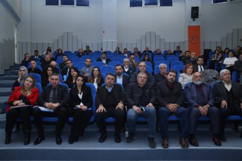MTOSB SANAYİCİ BİLGİLENDİRME TOPLANTISI GERÇEKLEŞTİRİLDİ